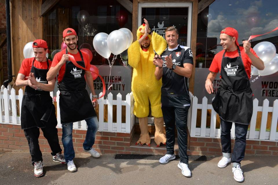 Chicken Shack Spreads Its Wings..