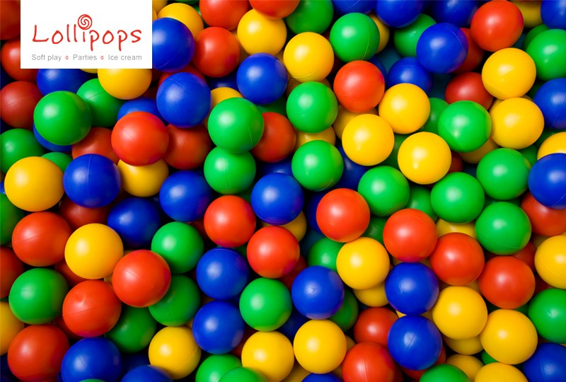 Lollipops Play Cafe, Westbourne
