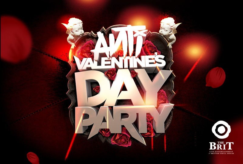 The Anti Valentines Day Party The Brit Ashley Cross Elite Living