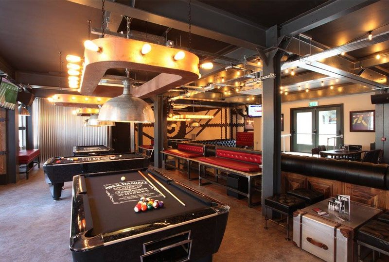Felsons Sports Lounge Amp Stick Hall Elite Living