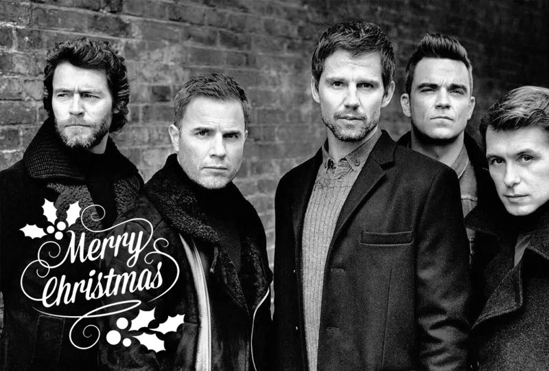 Christmas Party Special – Take That Show + DJ 'til late