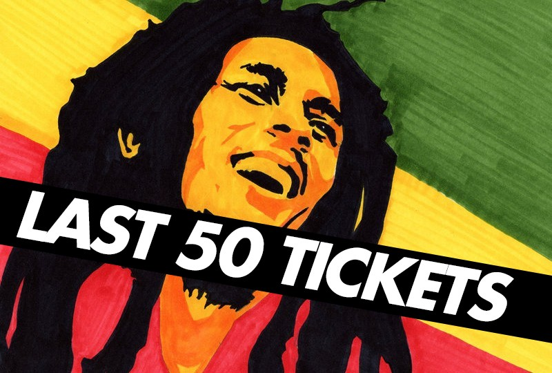 Legend – A Tribute To Bob Marley (VIP ticket)