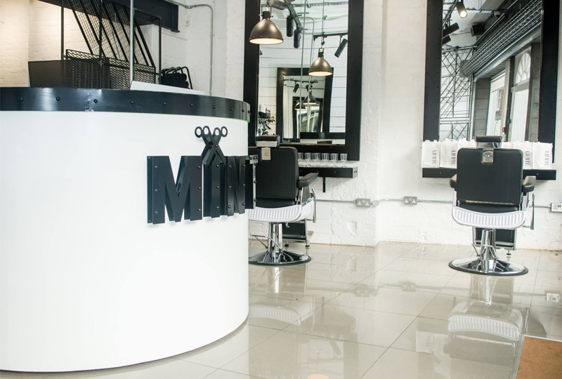 Mint Barbers, Westbourne