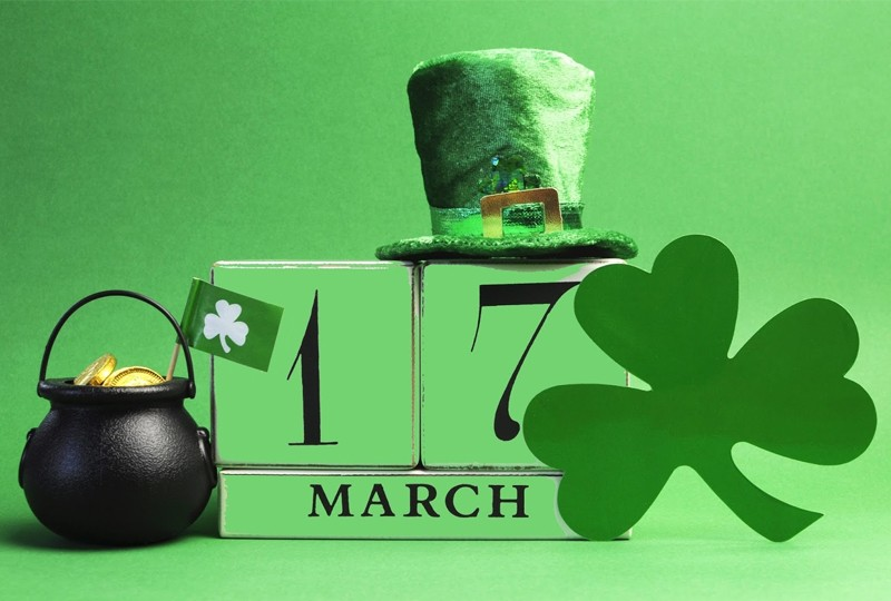St Patrick's Day Celebration at The Cumberland Hotel