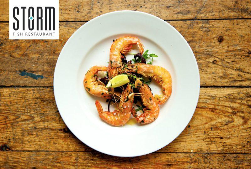 Storm Fish Restaurant, Poole