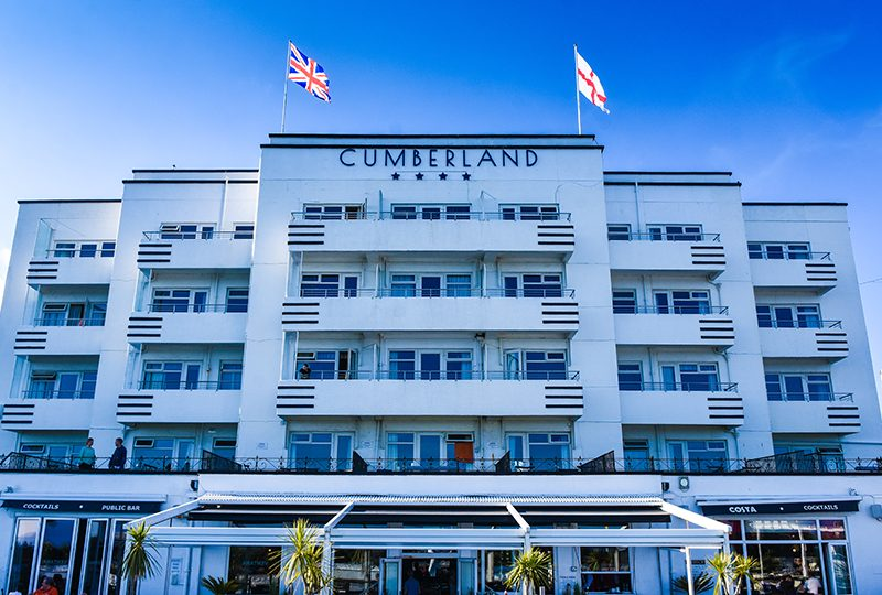 The Cumberland Hotel, Bournemouth