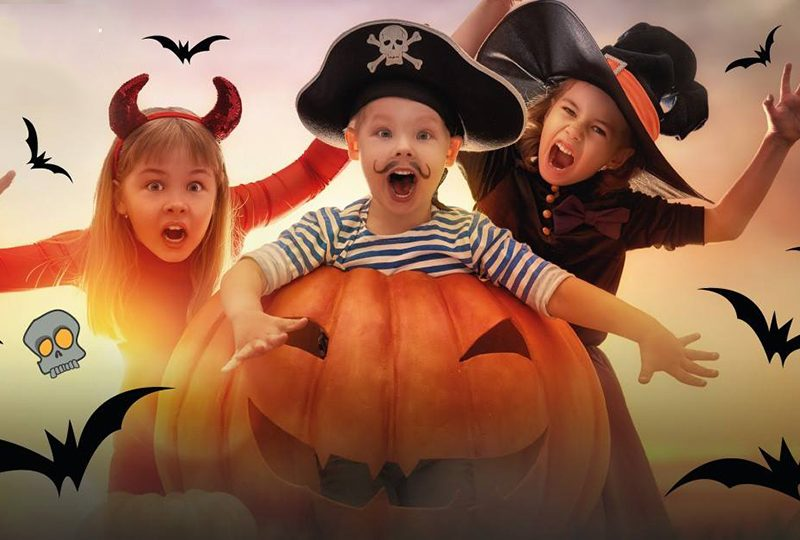 Canvas Kid's Club: Halloween Disco