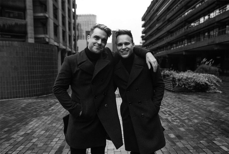 Olly Vs Robbie – Cheeky Chappies