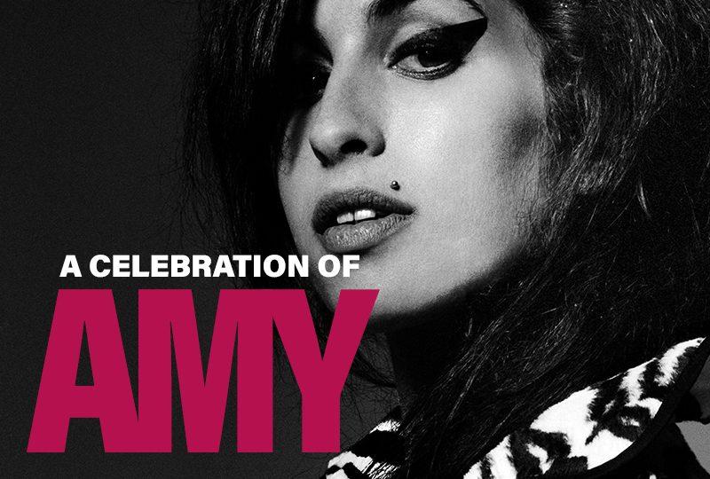 A celebration of Amy