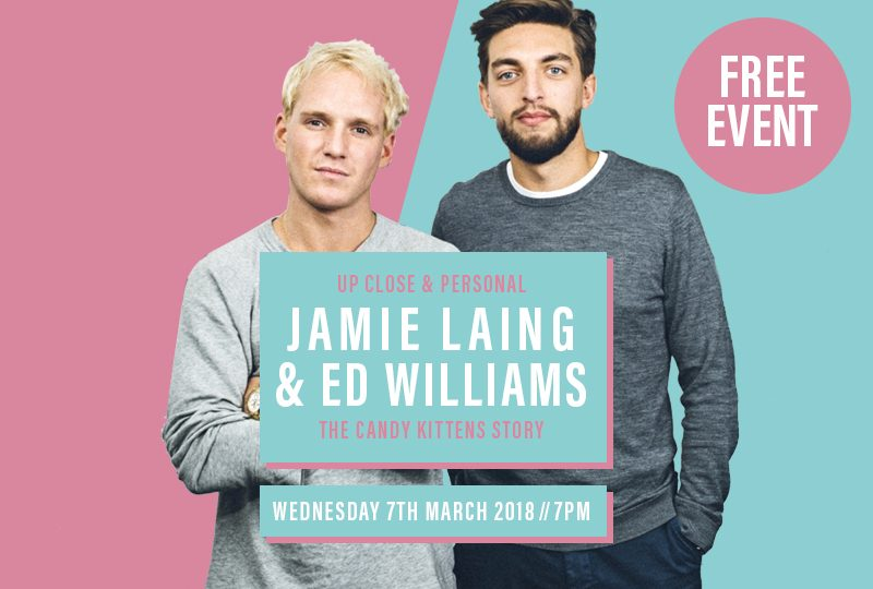 The Candy Kittens Story with Jamie & Ed