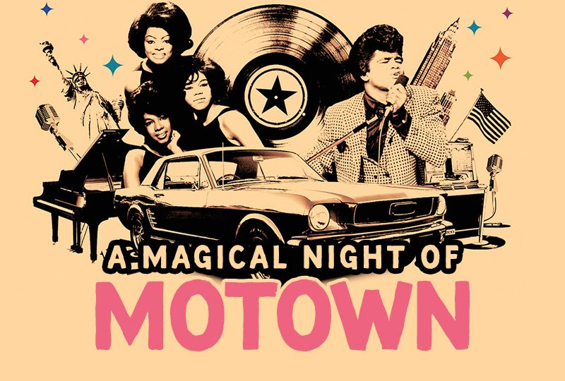 A magical night of Motown!