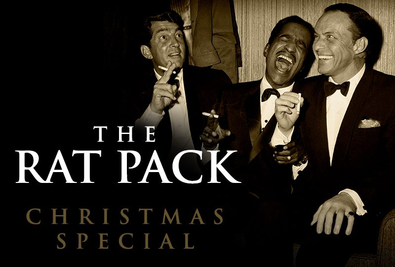 The Rat Pack – Christmas Special