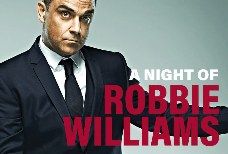 A Night Of Robbie Williams