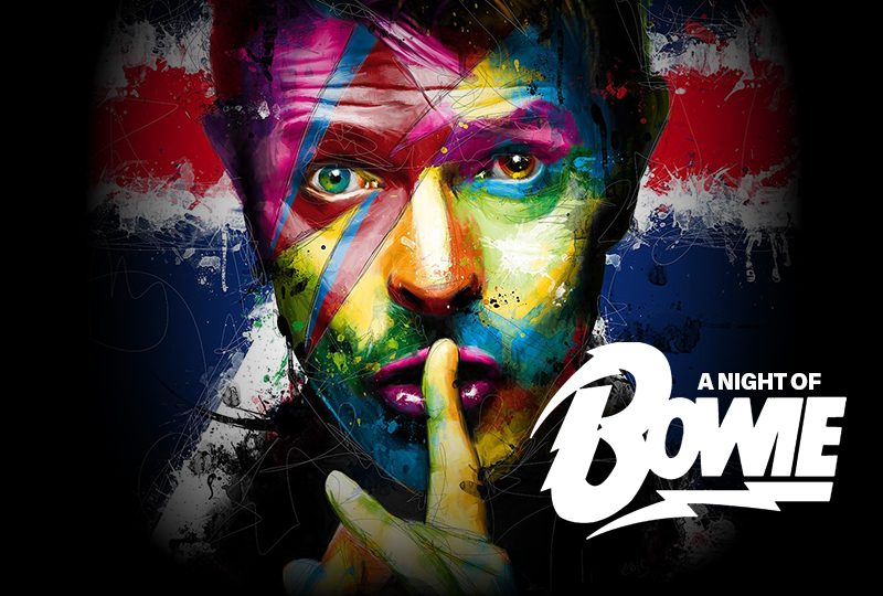A night of Bowie