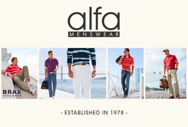 Alfa Menswear