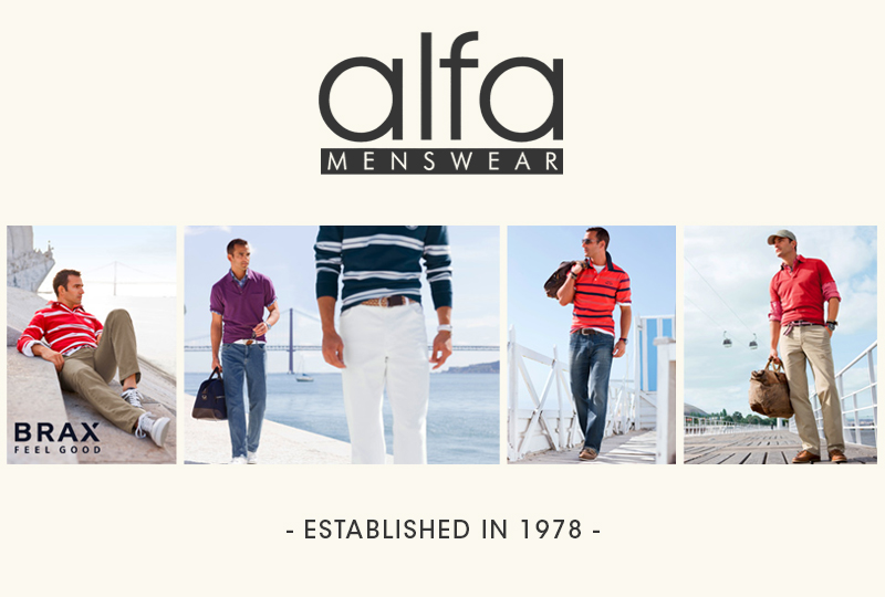 Alfa Menswear – Exclusive Partner Offer