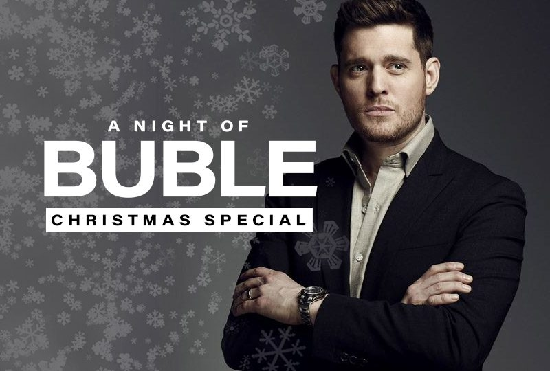 A night of Bublé
