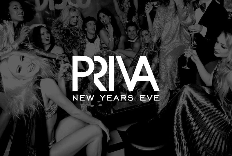 PRIVA New Year's Eve