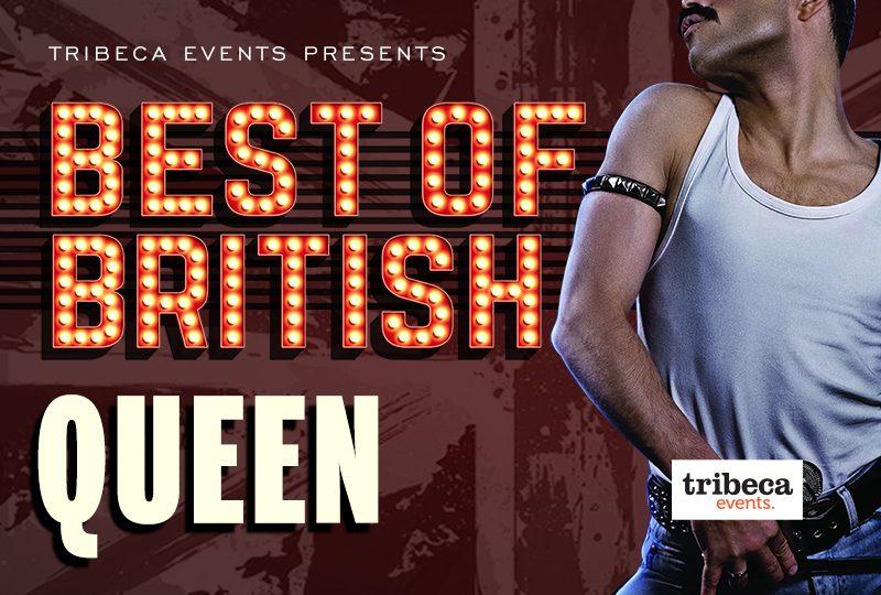 Best of British – Queen