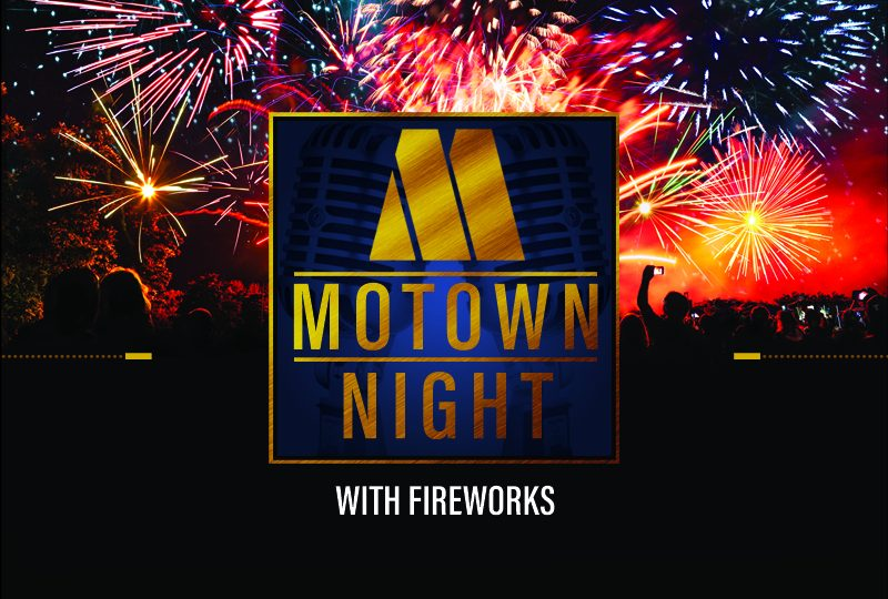 Motown Cruise with Fireworks!