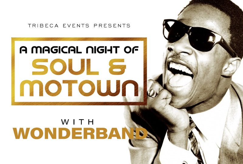 A Magical Night of Soul & Motown with Wonderband