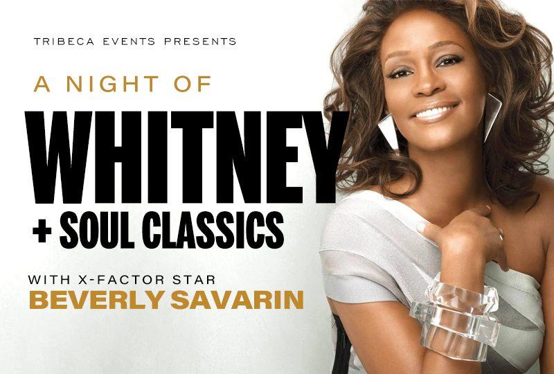 A Night of Whitney + Soul Classics