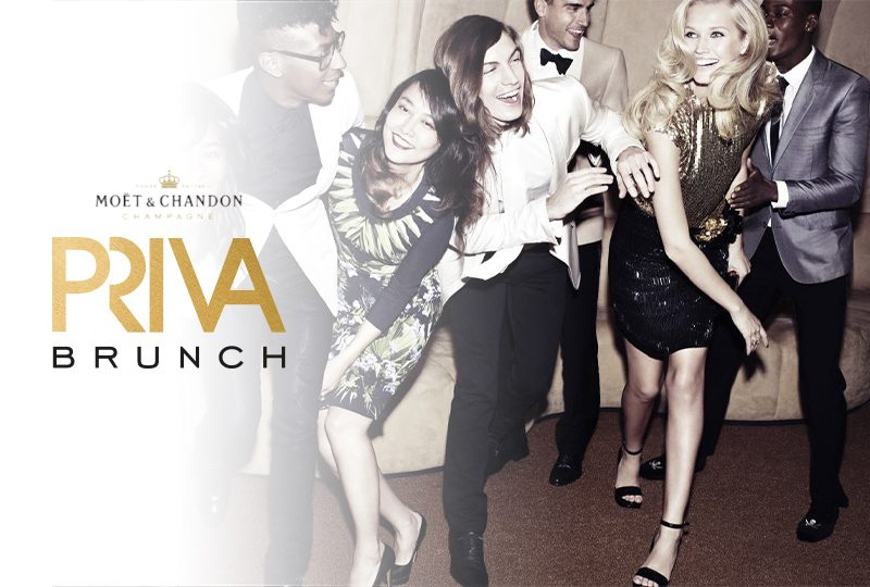 Moet & Chandon PRIVA Brunch