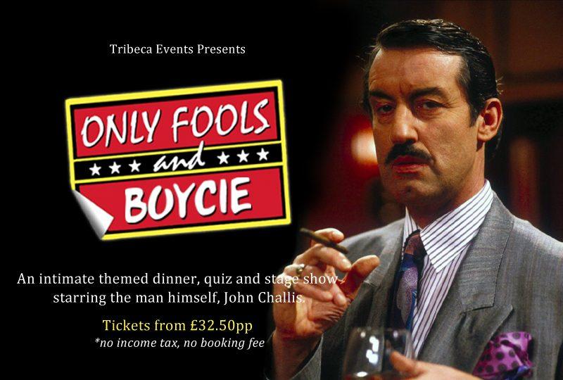 Only fools & Boycie