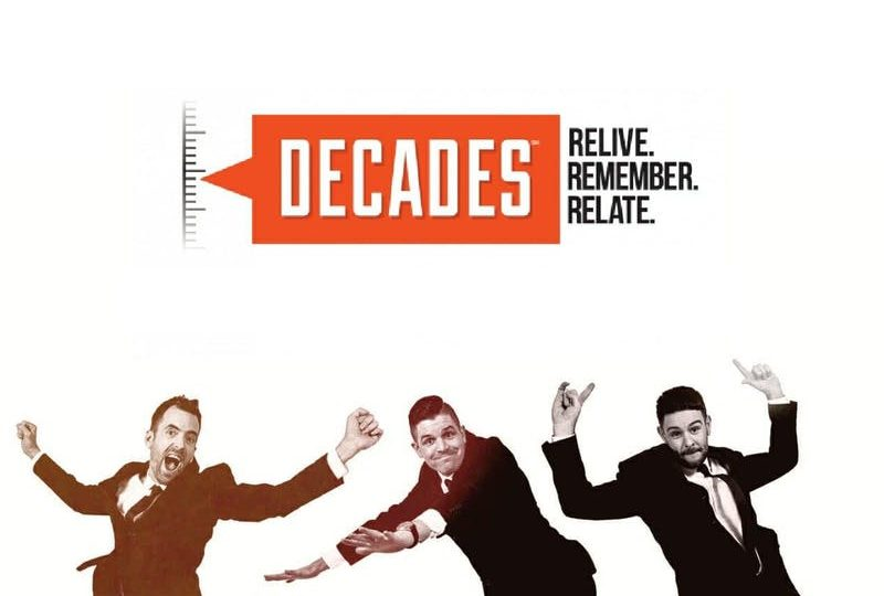 Decades – Story of the Man Band