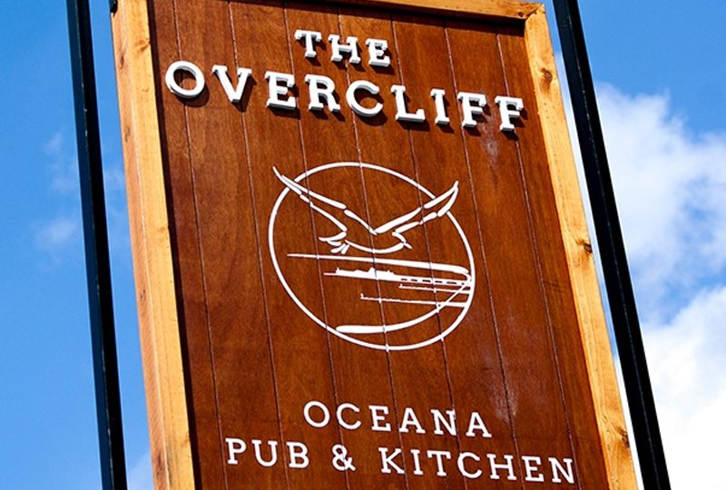The Overcliff Pub at The Suncliff Hotel