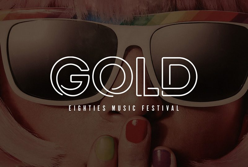 GOLD eighties music festival
