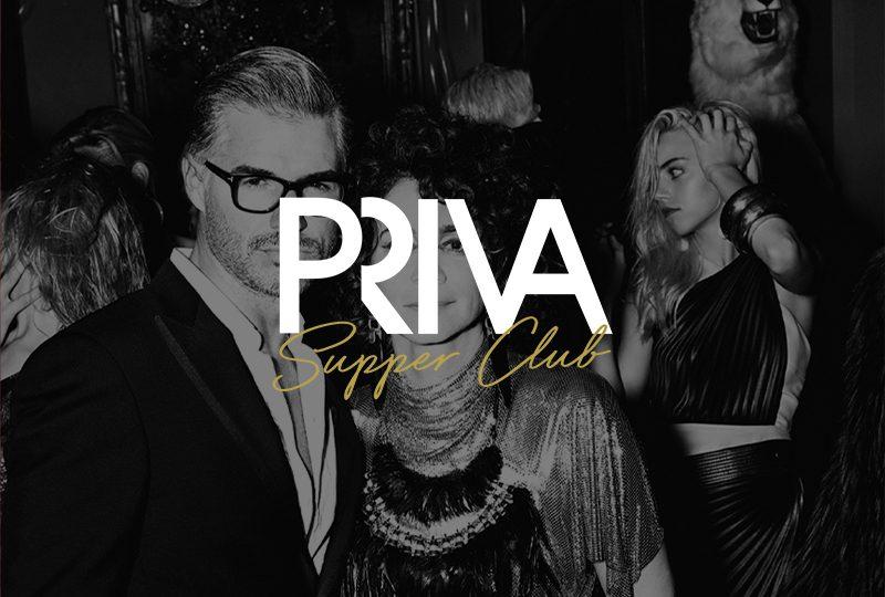 PRIVA Supper Club