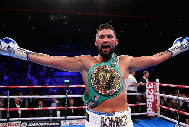 An Evening to Remember with Tony Bellew