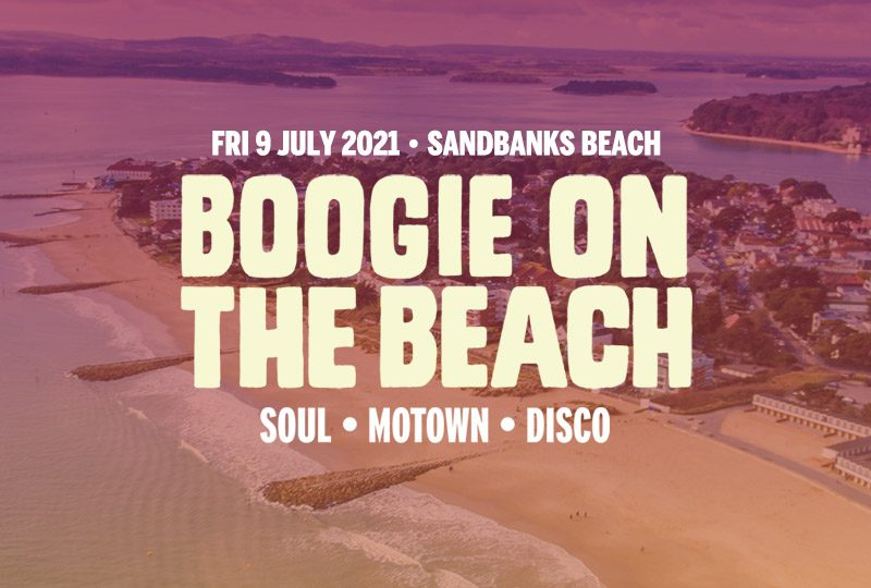 Boogie on the Beach
